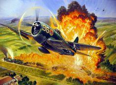 2ª Guerra Mundial (Italia) - P47 Força Aérea Brasileira