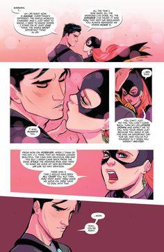 I loved that issue Nightwing And Batgirl, Batgirl And Robin, Batwoman, Batman Robin, Barbara Gordon Oracle, Otp, Comic Art, Comic Books, Batman Beyond