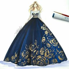 Fashion drawing dresses sketches watercolour 55 best Ideas Source by dress sketches Fashion Drawing Dresses, Fashion Illustration Dresses, Fashion Illustrations, Dress Fashion, Drawing Fashion, Fashion Painting, Fashion Clothes, Fashion Outfits, New Fashion