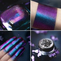 Turquoise-lilac-pink-orange chromatic eyeshadow by SIGIL inspired. Makeup Art, Makeup Tips, Beauty Makeup, Eye Makeup, Hair Makeup, Aesthetic Makeup, Fantasy Makeup, Costume Makeup, Hair And Nails