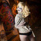 [Self] PrettyWreck Cosplay as Harley Quinn