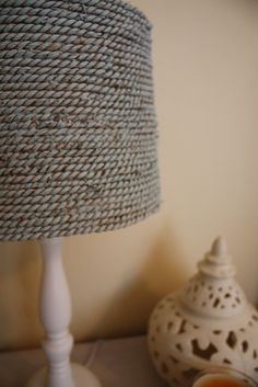 Another great lamp DIY idea