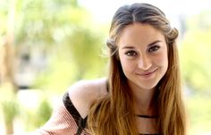 """Shailene Woodley Woodley, who was nominated for a Golden Globe for her role in """"The Descendants,"""" told Flavorwire in July:  I saw somebody -- what I thought was me -- in a magazine once, and I had big red lips that definitely did not belong on my face."""