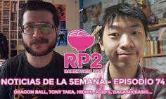 Repaso a las noticias de la semana #74 | Dragon Ball Tony Taka Hidive Jojos Dagashi Kashi