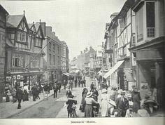 mardol 1912 Shrewsbury Jack the Ripper Middlesbrough, Slums, 10 Year Old, British Library, Old Buildings, Weird And Wonderful, Glasgow, Shrewsbury Shropshire, Old Town