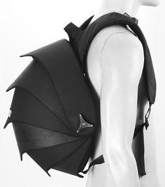 Cool Backpacks for Guys - Handmade Fair Trade Pangolin Backpack