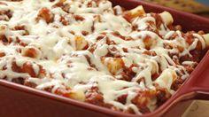 ReadySetEat - Baked Ziti Casserole - Recipes
