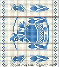 Stitch-Creations: freebee (zakdoekhoesje) met beschrijving