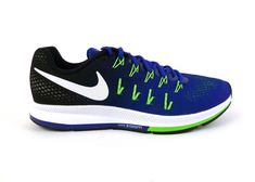 new style 35e57 937b1 Nike men s Air Zoom Pegasus 33 running shoes sneakers trainers Concord  Black  Nike  RunningCrossTraining