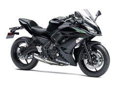 2017 Kawasaki Ninja 650 Black Colour