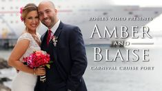On January 30, 2016 Amber & Blaise became husband and wife.  They chose to have their wedding aboard the majestic Carnival Imagination cruise ship in Long Beach, California.  Immediately upon the conclusion of their ceremony and reception they set sail on their 4 day Mexican riviera honeymoon cruise vacation with some of their closest friends and family!  Behind the scenes: They decided to go with one of our cinematic packages, which included 3 Canon 5D Mark III camera coverage of…