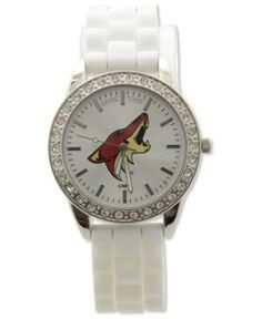 Game Time Women's Arizona Coyotes Frost Watch - White
