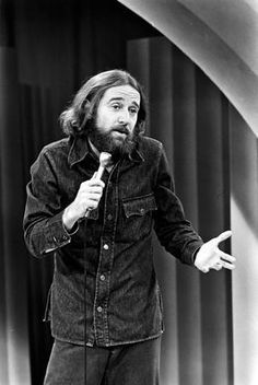 George Carlin(May 12, 1937 – June 22, 2008) was an American stand-up comedian, social critic, actor and author. Carlin was noted for his black comedy and thoughts on politics, the English language, psychology, religion, and various taboo subjects.