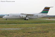 British Aerospace Avro 146-RJ100 - SE-DSS - Braathens Regional