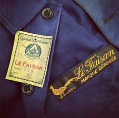 French workwear