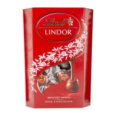 Lindt Lindor Milk Chocolate 500g