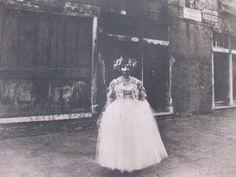 Deborah Turbeville - After Carnevale archival pigment, Unseen Versailles