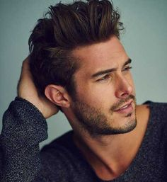 Latest Trend: Medium Haircuts for Men   Men Hairstyles