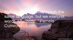 Pamela Cummins Quotes from Top Famous Quotes