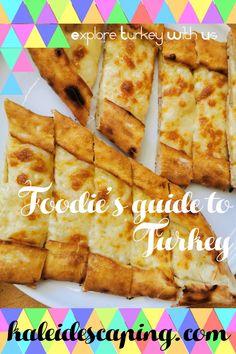 Foodie's Guide to Turkey: 22 Turkish foods that you must try! Turkish Sweets, Turkish Tea, Turkish Pizza, Turkish Recipes, Ethnic Recipes, Fish Sandwich, Refreshing Desserts, Breakfast Buffet, Turkey Travel