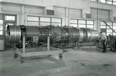 Jet Engines Mature | Glenn Research Center | NASA