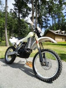 Husqvarna Street Legal TE450