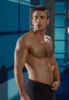 eye candy chris evans 3 Afternoon eye candy: Chris Evans (29 photos)