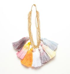 Amazing Handmade Necklaces from DDSSL Girls
