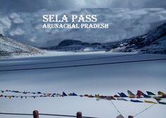 Sela Pass Arunachal Pradesh Enquire Now! Call 91-9386591169 #VacationTravel #Travel #Tours #Hills #adventure #SelaPass #ArunachalPradesh