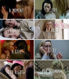 Image result for alex vause and piper chapman