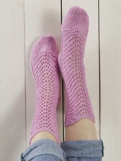 Nordic Yarns and Design since 1928 Stitch Patterns, Knitting Patterns, Knitting Ideas, Knit Shoes, Knitting Socks, Mittens, Ravelry, Slippers, Crochet