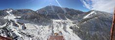 The Green Park #Kartepe Resort & SPA'da #kar manzarası bugün de bir harika!