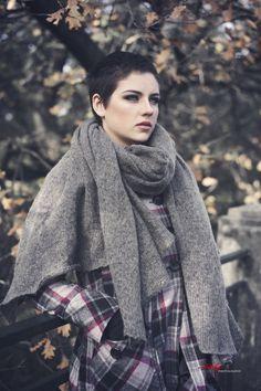 """Laura: Winter Waiting"" - Model: Laura Hartley MUA: Elly Liana"