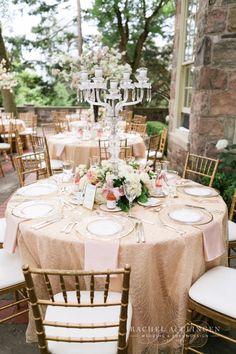 Tablescape | Wedding Decor Toronto Rachel A. Clingen Wedding & Event Design
