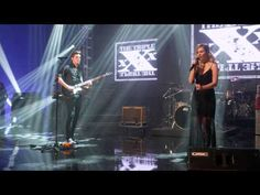 "OBSESSED!!! Love this duo!! Scarlett (Clare Bowen) and Gunnar (Sam Palladio) Sing ""Longer"" - Nashville - YouTube"