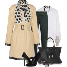 """""""Burberry Girl"""" by jacque-reid on Polyvore"""