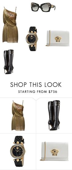 """""""versace"""" by matty1167 on Polyvore featuring Versace"""