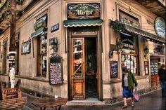 """""""""""CAFE MARGOT"""""""" viejo bodegon de Buenos Aires…"""