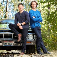 The #Supernatural boys ❤️