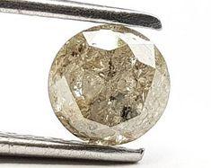 FANCY-ROSECUT-GREY-BLACK-BLUE-SLICE-BEAD LOOSE by SHREEDIAMOND Salt And Pepper Diamond, Round Cut Diamond, Wedding Rings, Fancy, Beads, Trending Outfits, Grey, Unique Jewelry, Handmade Gifts