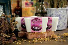 Jabón Facial de Rosa Mosqueta de Saper, cosmética ecológica, organic skincare