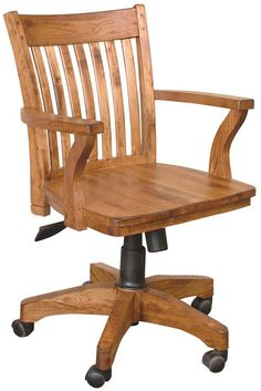 Rustic Office Chair  More videos/images of rustic furniture on http://coastersfurniture.org/shabby-chic-furniture/rustic-furniture/