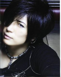 Gackt Kamui (神威 楽斗 Kamui Gakuto?, born July 4, 1973), known mononymously by his stage name Gackt, is a Japanese musician, singer-songwriter, multi-instrumentalist, actor, and author. He has been active since 1994, first as the frontman of the short-lived independent band Cains:Feel, then for the now defunct visual kei rock band Malice Mizer, before starting his solo career in 1999.