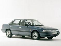 Mazda 626 Sedan (1987 – 1992).