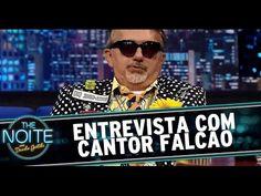 The Noite (04/09/14) - Entrevista com Falcão