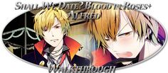 Walkthrough] Shall We Date? Blood in Roses+: Alfred | Word Nerd Memoir