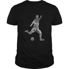 Awesome Soccer Lovers Tee Shirts Gift for you or your family member and your friend:  Soccer Player In Different Languages soccer tshirt Tee Shirts T-Shirts