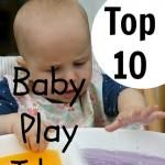 Top 10 Baby Play Ideas from 2012