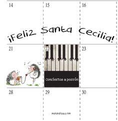 Feliz Santa Cecilia Flute, MusicBlog, Flauta, Marianaflauta.com,