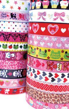 more kawaii washi tape